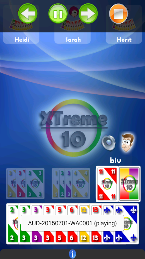 XTreme 10 Phases- screenshot