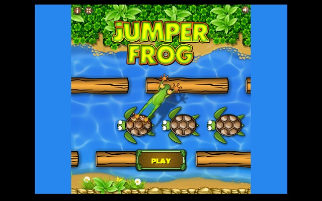 Frog Jumper Classical Game