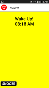 A.I Awake 2.0 Alarm Clock- screenshot thumbnail