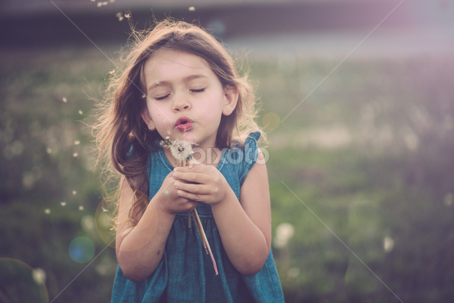 I believe! by Lidy Kerr - Babies & Children Child Portraits (  )
