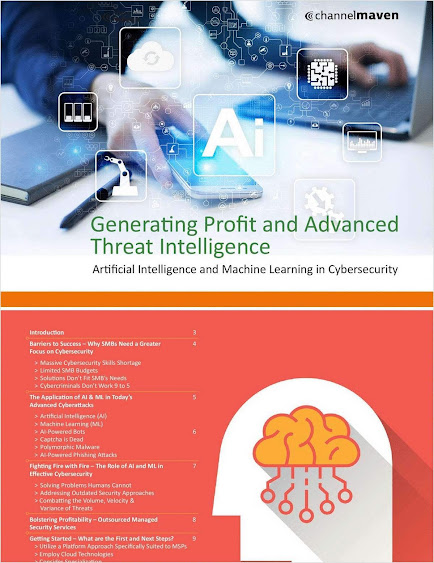 Generating Profit and Advanced Threat Intelligence in Cybersecurity