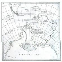 Photo: Su objetivo original era atravesar por  1ª vez el continente antártico,  desde el mar de Weddell hasta el Mar de ROSS, pasando por el  Polo SUR.