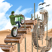Stunt Bike Racing Game Tricks Master ?