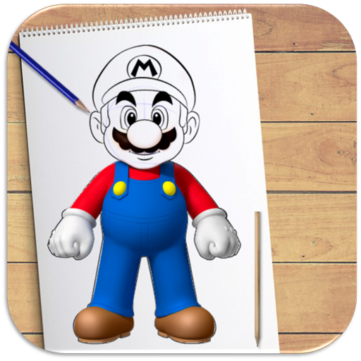 App Insights How To Draw Super Mario Characters Apptopia