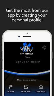 ATP Fitness - náhled