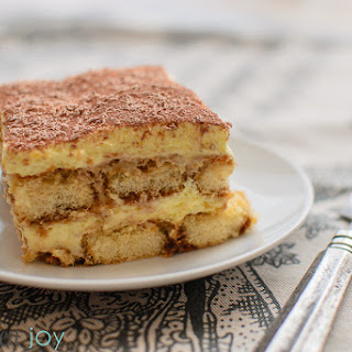 Authentic Italian Tiramisu