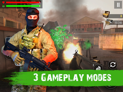 Zombie Shooter Hell 4 Survival 10