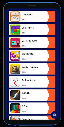 Games Hub - All in one Game 1.5 screenshots 1