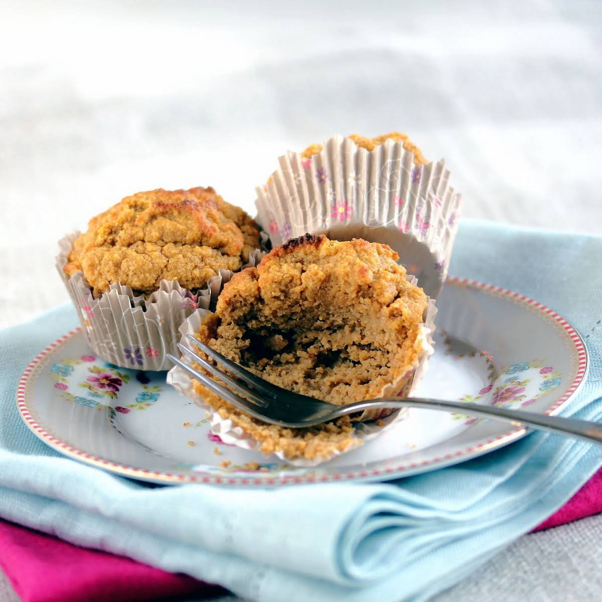 The Best Low-Carb Pumpkin Spice Muffins (Dairy-Free)