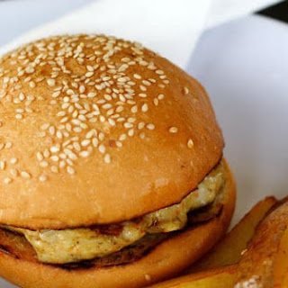 Grilled Chicken Burger.