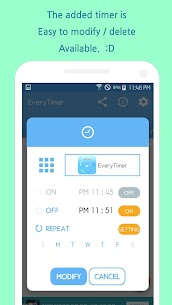 Every Timer – WiFi,Bluetooth,Sound,App auto on off Apk Download 3