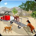 Animal Transport Games: Farm Animal icon