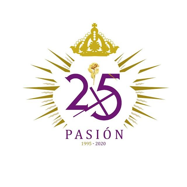 Logotipo diseñado por Daniel Pérez.