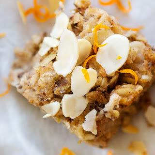 Almond & Apple Breakfast Cake Recipe