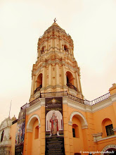 Photo: #018-Lima. Iglesia Santo Domingo.