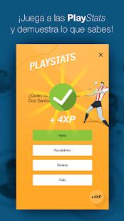 LaLiga Stats Oficial BBVA- screenshot thumbnail