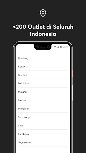 Kopi Kenangan - Asli Indonesia - Grab & Go Coffee screenshot 5