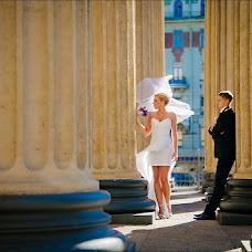 Wedding photographer Kseniya Vvedenskaya (Vvedenskaya). Photo of 24.10.2012