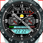 H 105 Hybrid Watch Face For WatchMaker Users