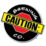 Logo of Caution: Mango Tango Black Tea Pale Ale