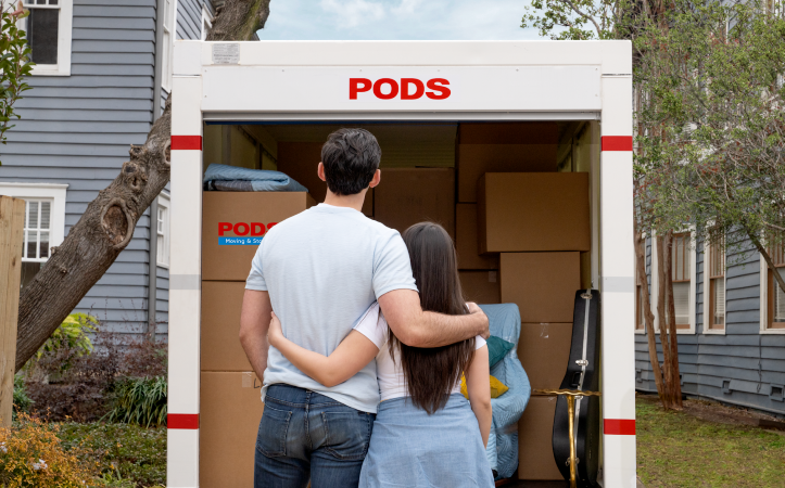 Portable containers are a great option for moving in New Jersey.