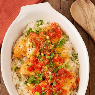 Chicken and Rice Provencal Recipe