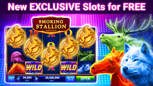 GSN Casino: Play casino games- slots, poker, bingo screenshot 1