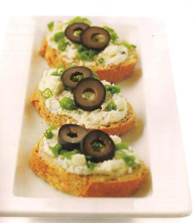 Feta Cheese toast Recipe