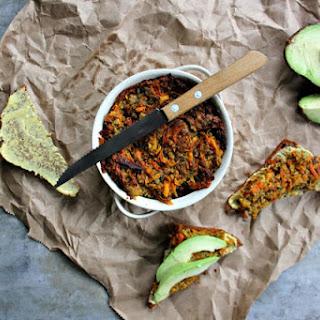 Lentil Walnut & Sage Yam Recipe