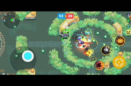 Heroes Strike Offline - MOBA & Battle Royale apkpoly screenshots 15