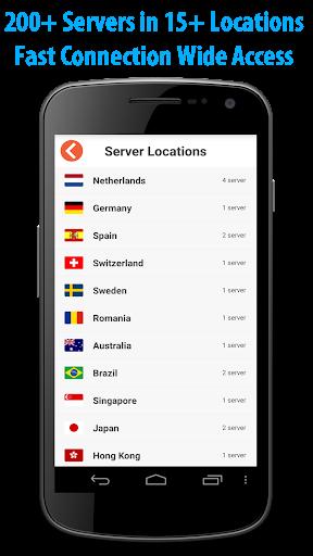 VPN Easy 1.2.4 screenshots 2
