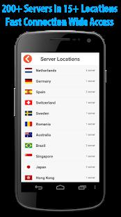 VPN Easy Screenshots