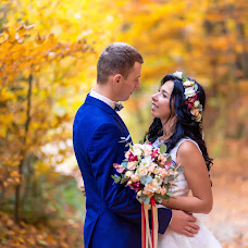 Wedding photographer Olya Grabovenska (id15297080). Photo of 27.10.2016