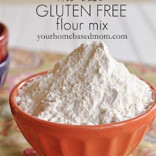 Gluten Free Flour Mix.