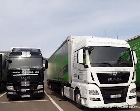 Photo: Alter und neuer TGX :-)   ALTHAUS KREUZTAL   ---> www.truck-pics.eu