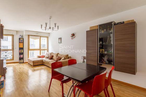Vente appartement 3 pièces 74,57 m2