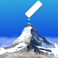 AR Map World Peaks - 400,000 peaks in the world -