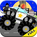 Police Driving Games For Toddler Kids Ages 2+ icon