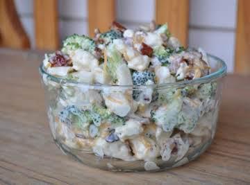 Recipe for Broccoli Salad