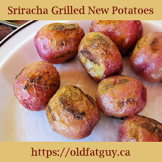 Sriracha Grilled New Potatoes Recipe