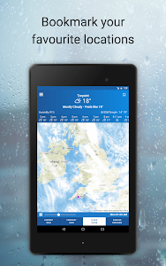 UK Weather Maps - Met Office screenshot 8