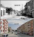 Photo: Str. Libertatii - inainte-acum - sursa Facebook, Fan Turda.  https://www.facebook.com/fanturda/photos/a.418600274855900.90257.416939068355354/877152099000713/?type=3&theater