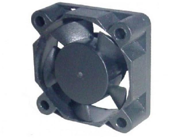 E3D 12v DC Fan 30x30x10mm