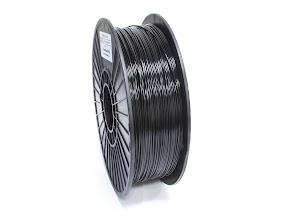 Black PRO Series PETG Filament - 1.75mm (1lb)