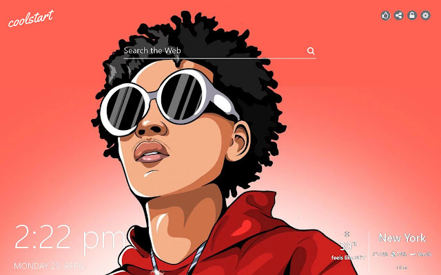 Wyo Chi HD Wallpapers Hip Hop New Tab Theme