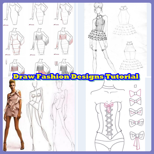 Download How To Draw Fashion Sketch On Pc Mac With Appkiwi Apk Downloader