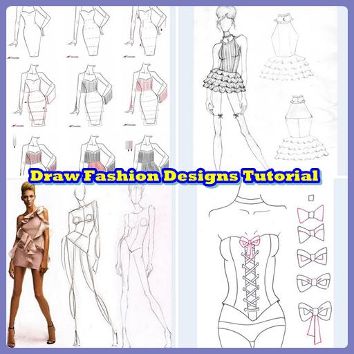 How to Draw Fashion Sketch