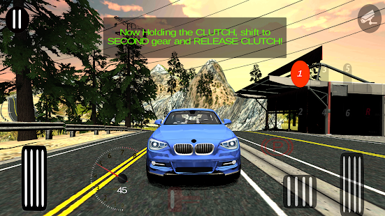 Manual Car Driving- screenshot thumbnail