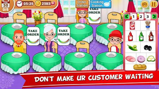 My sandwich Shop Cooking & Restaurant Chef Game 1.0.4 screenshots 1