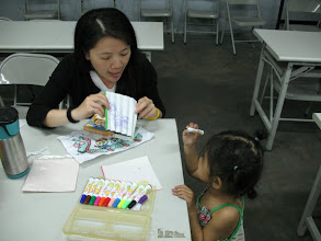 Photo: 20100607 100年大陸與外籍配偶識字班(第一期)-托育服務004